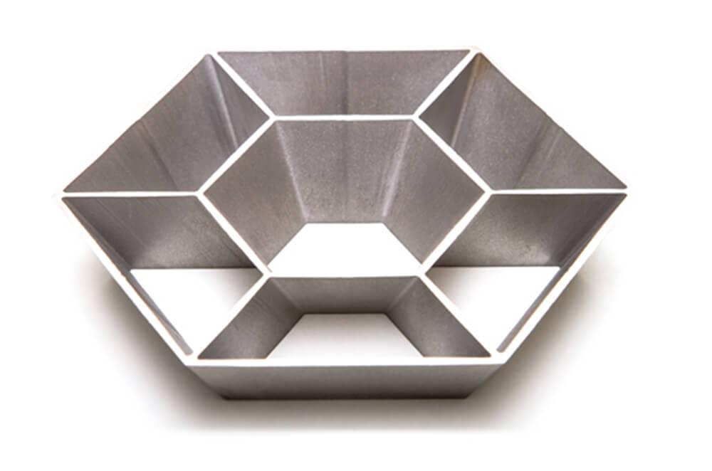 aluminium-wasserstrahlschneiden